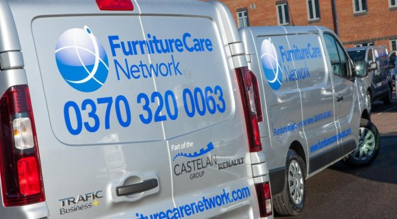 Furniture Care Network Van